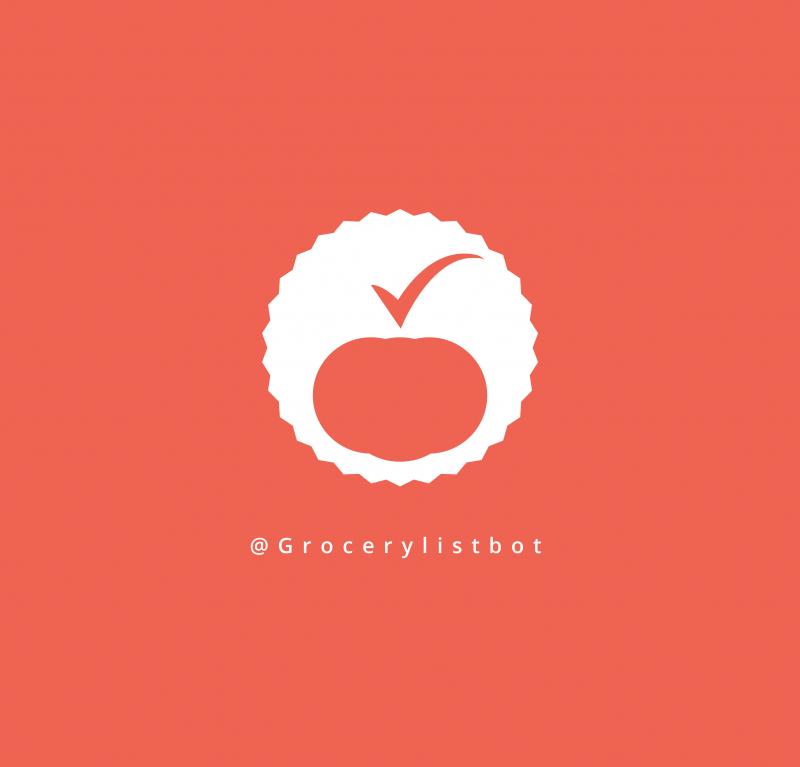 Grocery list bot